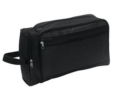 Pánská kosmetická taška s kapsou