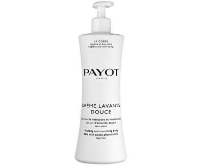 Cremă de duș purificantă și nutritivă 2 în 1 pentru corp și păr (Creme Lavante Douce Cleansing Nourishing Body Care) 400 ml