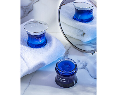 Crema de zi cu scut albastru deschis Blue Techni Liss Jour (Chrono- Smoothing Cream) 50 ml