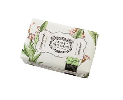 Panier des Sens Extra jemné přírodní mýdlo s bambuckým máslem Citrón a verbena (Extra Gentle Soap) 200 g