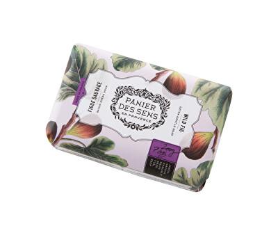 Panier des Sens Extra jemné přírodní mýdlo s bambuckým máslem Divoký fík (Extra Gentle Soap) 200 g