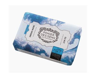 Panier des Sens Extra jemné přírodní mýdlo s bambuckým máslem Mořská ranní mlha (Extra Gentle Soap) 200 g