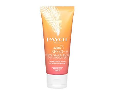 Opalovací krém na obličej SPF 50 Sunny (The Invisible Sunscreen) 50 ml