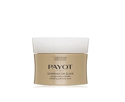 Peeling de corp revigorantGommage Or Elixir (Enhancing Gold Body Scrub) 200 ml