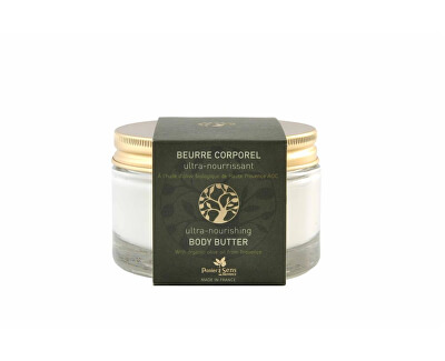 Panier des Sens Tělové máslo ve skle Oliva 200 ml