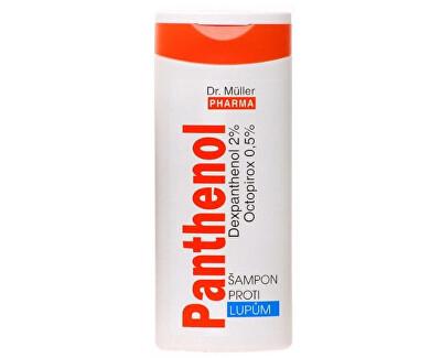 Panthenol Šampon proti lupům 250 ml