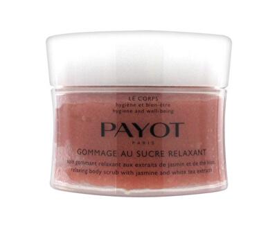 Peeling de corp Relaxant lăsând pielea proaspătă, delicată și netedă Gommage au Sucre Relaxant (Relaxing Body Scrub) 200 ml