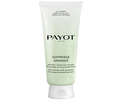 Payot Tělový peeling s Pistáciemi a Mandlemi (Gommage Amande Body Scrub) 200 ml