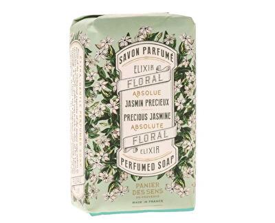 Panier des Sens Třikrát jemně mleté mýdlo Jasmín (Perfumed Soap) 150 g