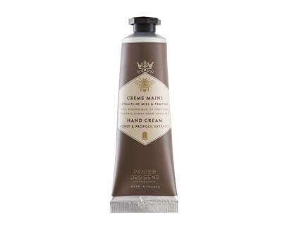 Panier des Sens Výživný krém na ruce Med (Hand Cream) 30 ml