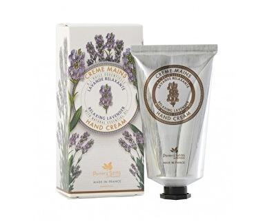 Panier des Sens Zklidňující krém na ruce s esenciálním olejem Levandule (Hand Cream) 75 ml