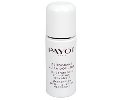 Zvláčňující deodorant roll-on bez alkoholu (Deodorant Ultra Douceur) 75 ml