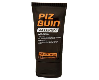 Crema de protectie solara SPF 50+ (Allergy Face Cream) 50 ml