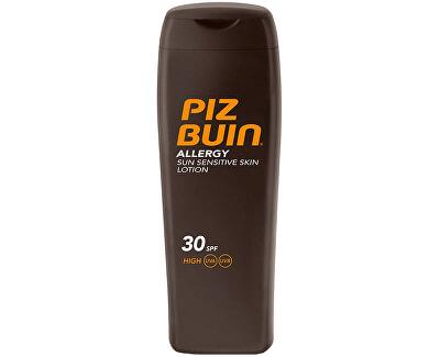 Piz Buin Mléko na opalování SPF 30 (Allergy Lotion) 200 ml