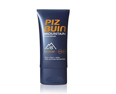 Cremă de protecție solară SPF 15 Mountain (Sun Cream) 50 ml