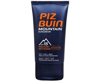 Piz Buin Sluneční krém SPF 15 (Mountain Sun Cream) 50 ml