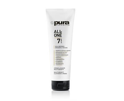 Pura Kosmetica Multifunkční šampon 7v1 All In One (Multi Benefit Shampoo) 250 ml