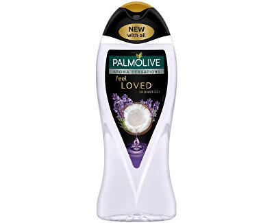 Duschgel mit Kokosöl Feel Loved (Shower Gel) 500 ml