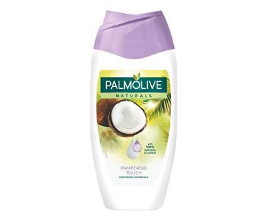 Sametově jemný sprchový gel s vůní kokosu Naturals (Pampering Touch Moisturizing Shower Milk) 250 ml