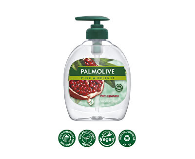 Tekuté mýdlo Pure & Delight Pomegranate (Hand Wash) 300 ml