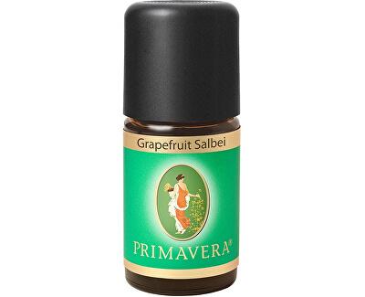 Primavera Směs éterických olejů Grapefruit Šalvěj 5 ml