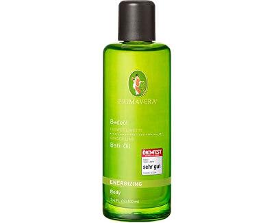 Primavera Koupelový olej Zázvor Limeta 100 ml