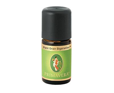 Primavera Přírodní éterický olej Petitgrain Bio Demeter 5 ml