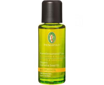 Primavera Přírodní olej ze semínek Kamélie čínské Bio 30 ml