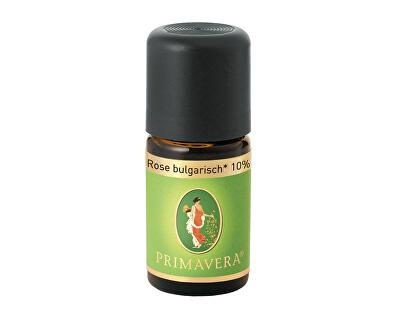 Primavera Přírodní éterický olej Růže Bulharská 10% Bio 5 ml
