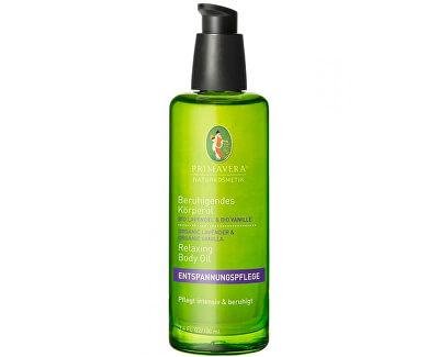 Primavera Tělový olej Levandule Vanilka 100 ml