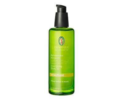Primavera Tělový olej Zázvor Limeta 100 ml