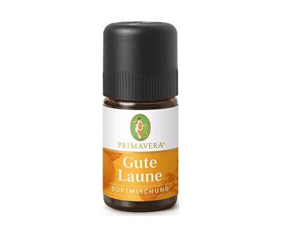 Eine duftende Mischung aus ätherischen Ölen Good Mood 5 ml