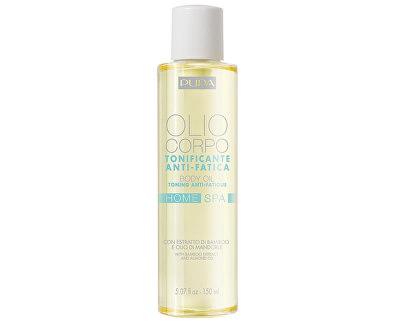 Pupa Tonizační, uvolňující tělový olej Home Spa Olio Corpo (Toning Anti-Fatigue Body Oil) 150 ml