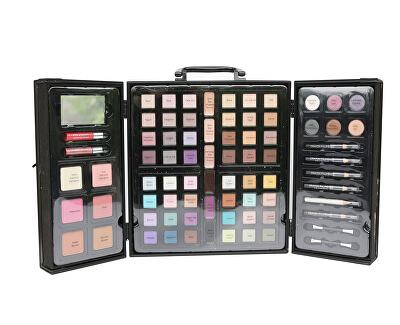 Luxusní kufřík s dekorativní kosmetikou Make-Up Box