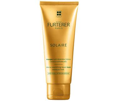 Maska pro vlasy namáhané sluncem Solaire (Intense Nourishing Repair Mask) 100 ml