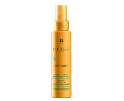 Ochranný fluid pro vlasy namáhané sluncem Solaire (Protective Summer Fluid) 100 ml