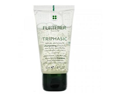 Šampon podporující růst vlasů Triphasic (Stimulating Shampoo) 50 ml