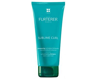 Šampon pro vlnité vlasy Sublime Curl (Curl Activating Shampoo) 200 ml