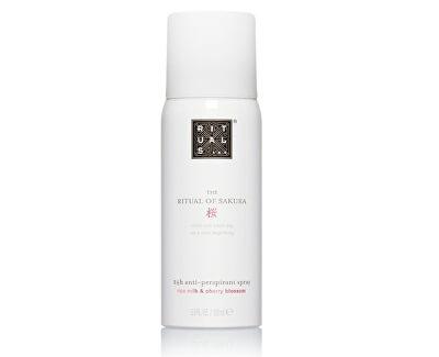 Antiperspirant ve spreji The Ritual Of Sakura (24h Anti-Perspirant Spray) 150 ml