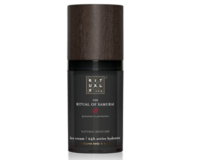 Gelový hydratační krém The Ritual Of Samurai (Face Cream 24H Active Hydration) 50 ml