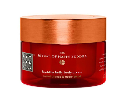 Crema de corp The Ritual Of Happy Buddha(Buddha Belly {{Body Cream 220 ml