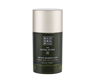 Tuhý antiperspirant The Ritual Of Dao (24H Anti-perspirant Stick) 75 ml
