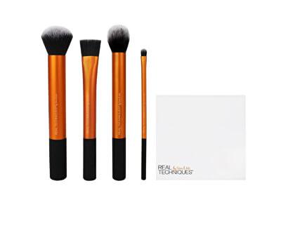 Sada kosmetických štětců pro bezchybný podklad (Flawless Base Set)