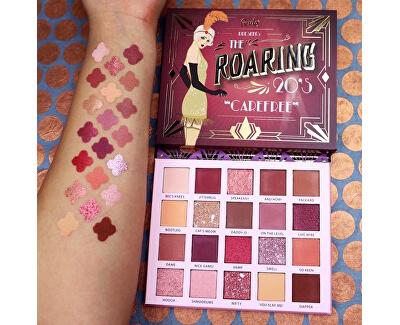 Paletka 20 očních stínů The Roaring 20`s (Eyeshadow Palette) 30 g