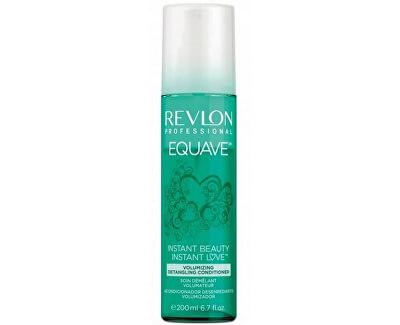 Revlon Professional Dvoufázový kondicionér pro objem vlasů Equave Instant Beauty (Volumizing Detangling Conditioner) 200 ml