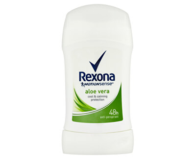 Tuhý deodorant Motionsense Aloe Vera 40 ml