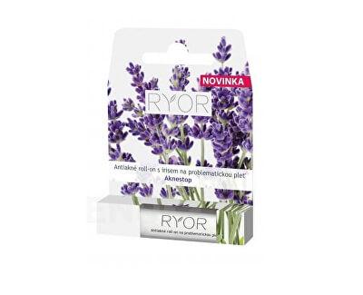 RYOR Antiakné roll-on s irisom na problematickú pleť Aknestop 5 ml