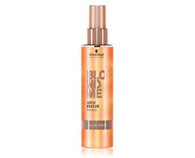 Schwarzkopf Professional Elixír pro oslnivý lesk blonďatých vlasů BLONDME (Shine Elixir) 150 ml