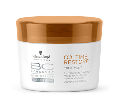 Schwarzkopf Professional Obnovující kúra s koenzymem Q10 Time Restore (Treatment) 200 ml