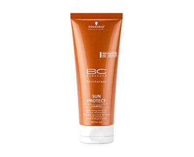 Schwarzkopf Professional Ochranný sluneční šampon Sun Protect (Shampoo) 200 ml